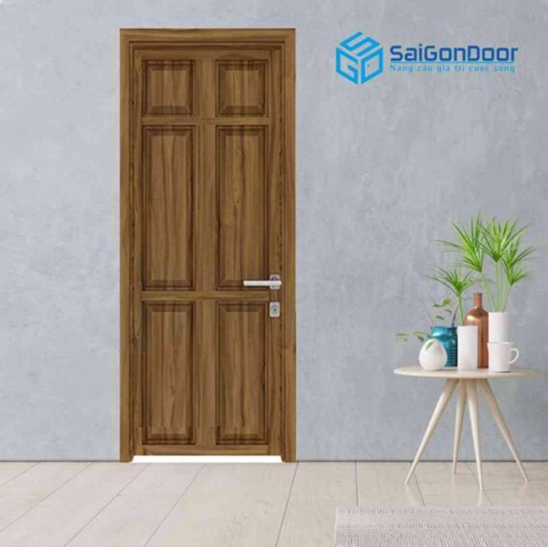 Mẫu thiết kế cửa gỗ mới nhất tại SaiGonDoor