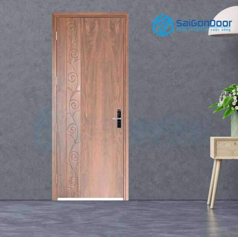 Báo giá cửa gỗ nhựa PVC được nhiều khách hàng tại quận 2 quan tâm