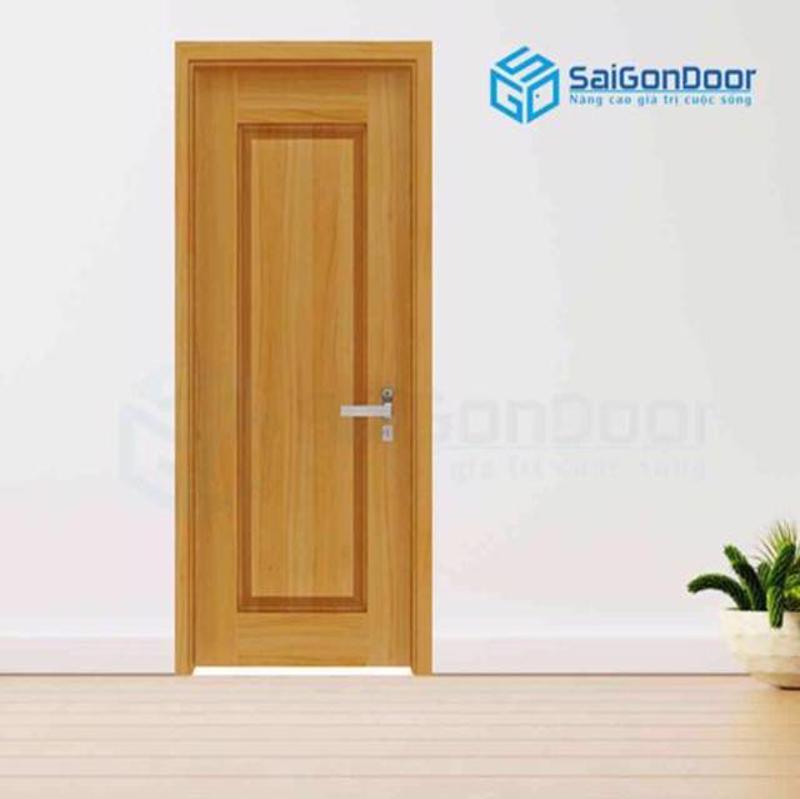 Cửa gỗ công nghiệp với nhiều ưu điểm nổi bật