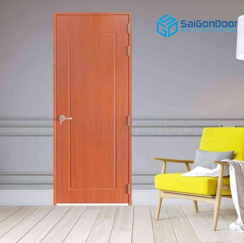 Hình ảnh cửa gỗ phòng ngủ hiện đại