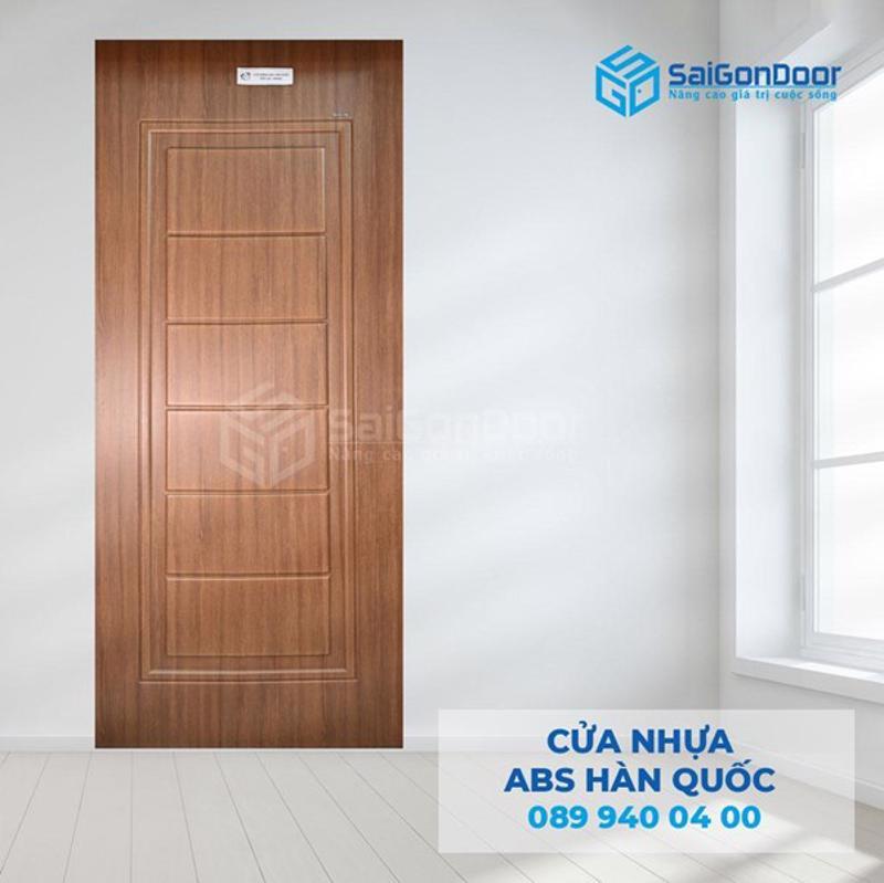 Lựa chọn thi công cửa nhà tắm tại Saigondoor