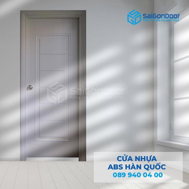 Saigondoor phân phối cửa giá rẻ
