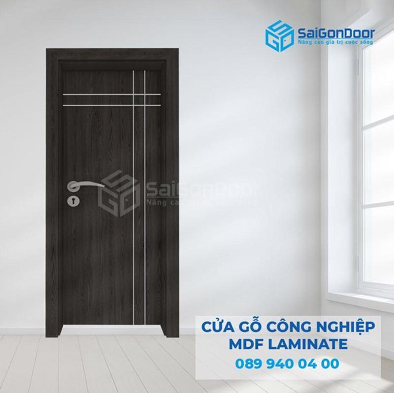 Cửa phòng ngủ được yêu thích tại SaiGonDoor